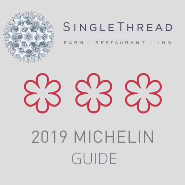 Single Thread (Featuring our Donabe) is Awarded 3 Michelin Stars!