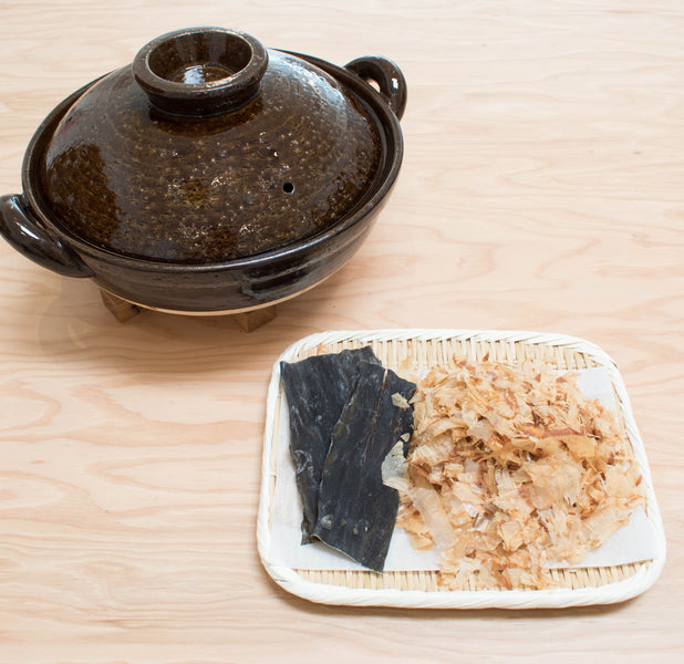 Special Event: Kyoto Uneno Dashi Workshop with Donabe Dishes in May