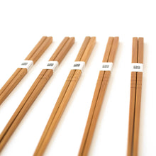 Kyoto Bamboo Suji Chopsticks (Set of 5)