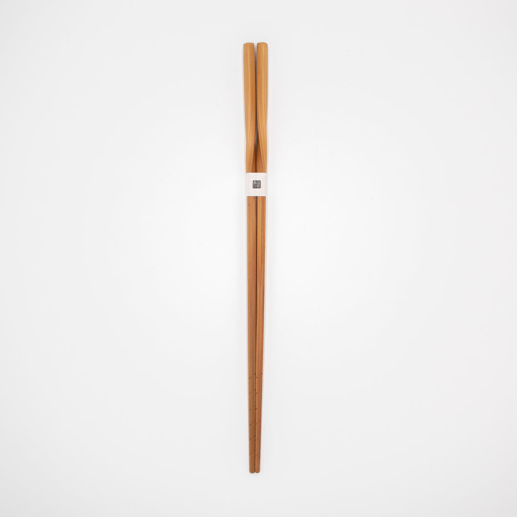 Kyoto Bamboo Twisted Cooking Chopsticks