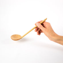Hinoki and Bamboo Serving Ladle