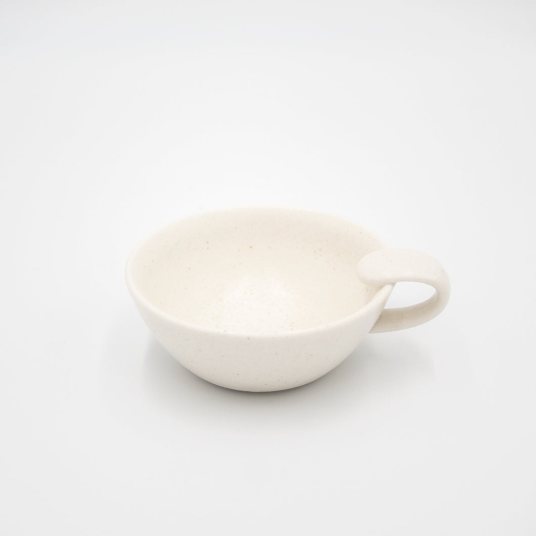 White Porcelain Ladle Stand