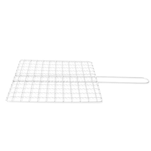 Stainless Steel Grilling Net with Handle