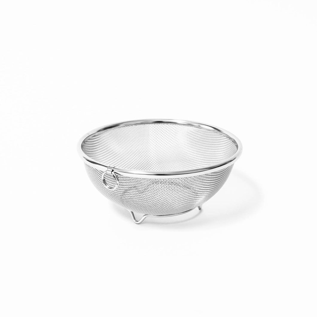 Stainless Steel Strainer with Ring