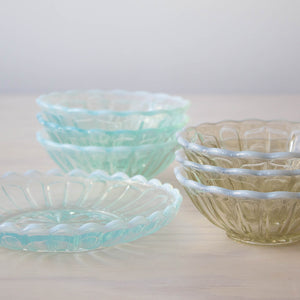 Glass Dessert Bowl