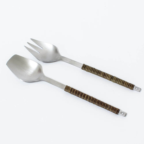 Akebi Stainless Steel Server Set