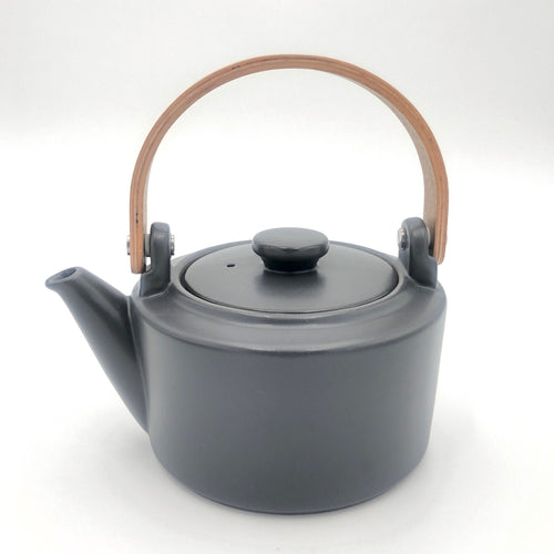 Direct Heat Dobin Tea Pot (Sumi Color)