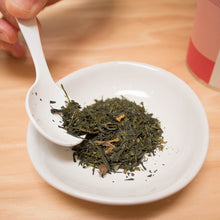 Organic Peach Sencha with Mint by Jugetsudo (Limited Edition)