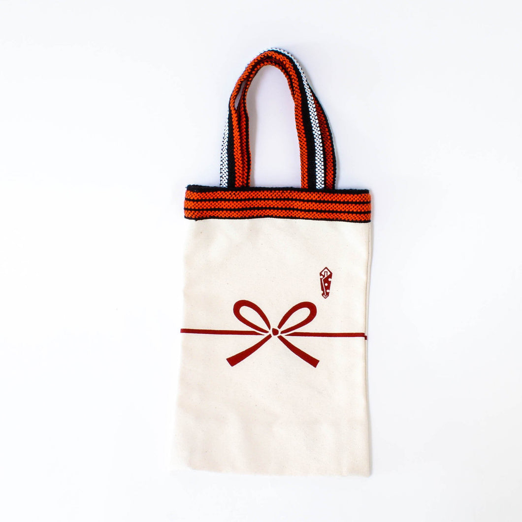 Hand-Dyed Sake & Wine Bag