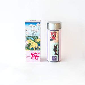 Organic Sencha with Sakura by Jugetsudo (Spring Limited Edition)