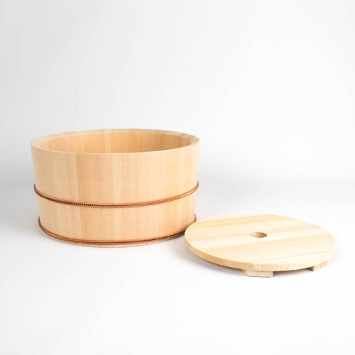 Sawara Cypress Ice Bucket