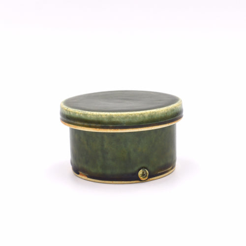 Oribe Small Bowl with Lid