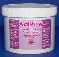 AviPow Anit Fungal and Bacterial Supplement