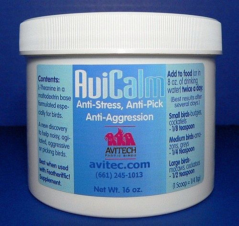 AviCalm Calming Supplement
