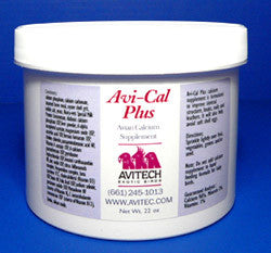 Avi-Cal Plus Calcium Supplement