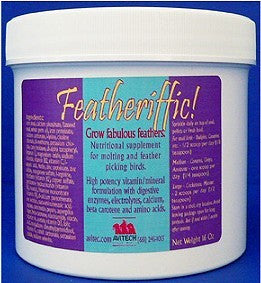 Featheriffic! Feather Conditioning Supplement