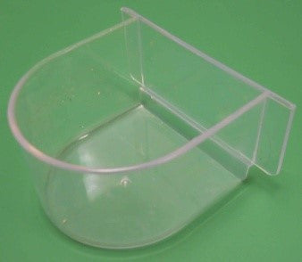 Clear Plastic Seed/ Water Cup