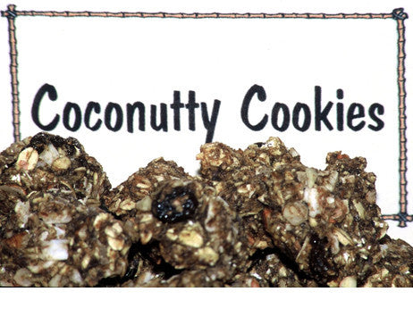 Coconutty Cookies