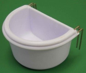 Plastic White Hanging Cup