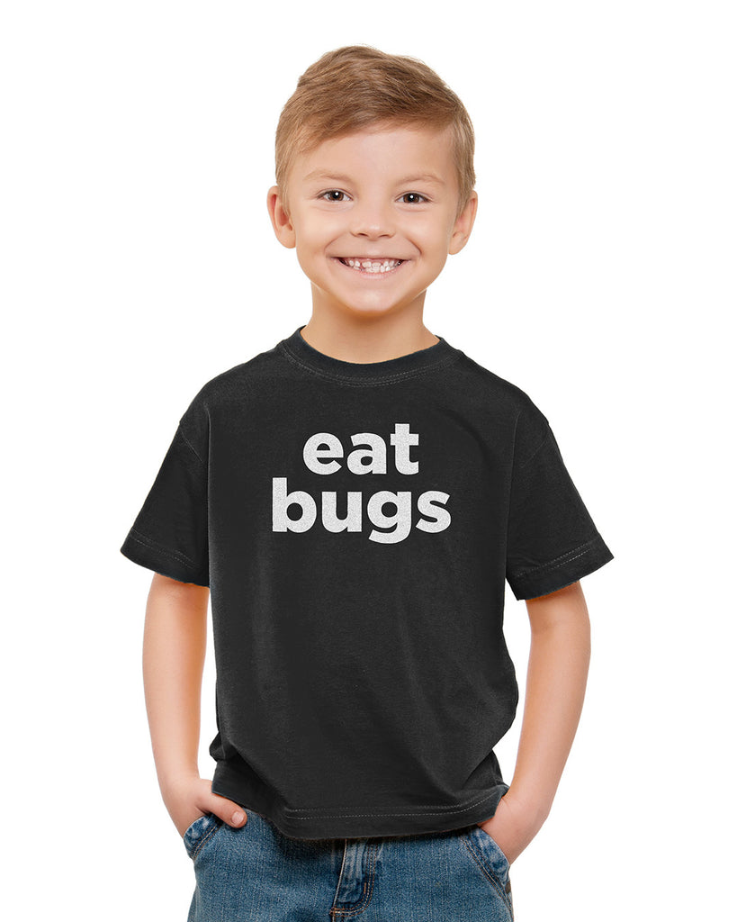 Eat Bugs Unisex T-Shirt - Youth