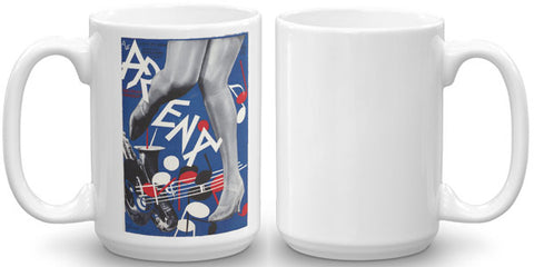 Heartfield Art Mug<br />Arena Jazz<br />Political Art Mug