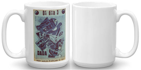Heartfield Art Mug<br />Der Dada 3<br />Political Art Mug
