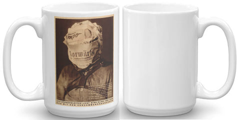 Heartfield Art Mug<br />Fake News Mug<br />Political Art Mug
