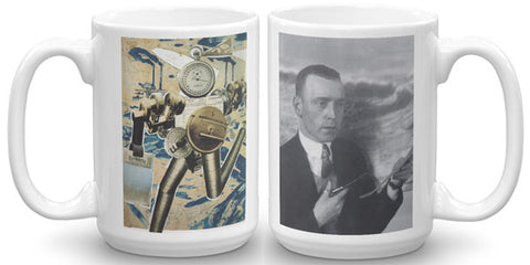 Heartfield Art Mug<br />Rationalization<br />Heartfield Photo