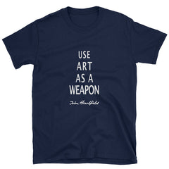 Art As Weapon John Heartfield T-Shirt
