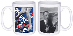 Heartfield Photo Mug - famous political art mug