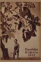 Political Poster. Fascists Target The Young Dada. John Heartfield Dada political artist