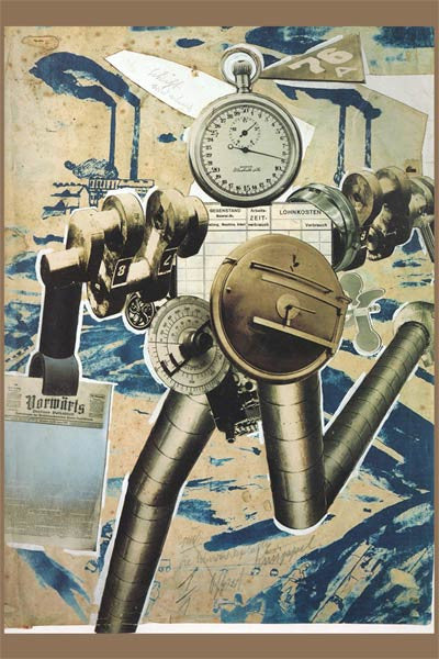 Political Posters.  Buy Famous Political Poster Rationalization (RATIONALISIERUNG). Dada political artist John Heartfield