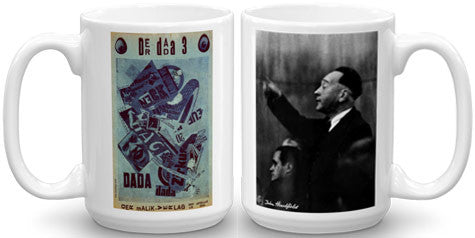 Weimar Republic Politics Mug - famous political art mug