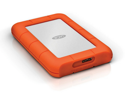 LaCie 1TB Rugged Mini Portable Hard Drive EMPRESS #LACIE301558, MFR#LA301558