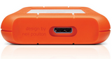 LaCie 1TB Rugged Mini Portable Hard Drive EMPRESS #LACIE301558, MFR#LAC301558