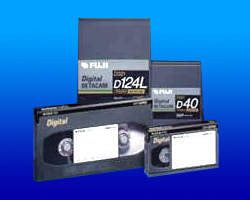 Fuji Digital Betacam -  Various Lengths
