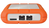 LaCie Rugged Hard Disk Triple, 500GB, Empress #LACIE301983, Mfr #LAC301983 (Discontinued,but is available while stock lasts)