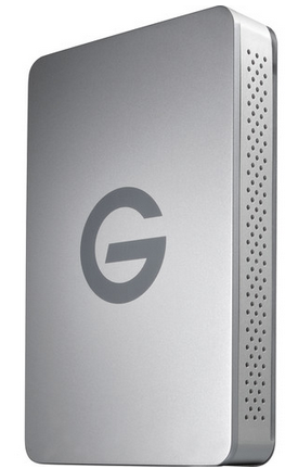 G-Technology 2TB G-Drive ev 220 External Hard Drive, Empress #GT GDEV-220, Mfr. #0G03187 (Discontinued)