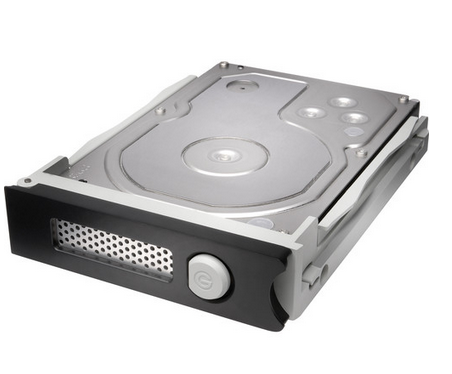 G-Technology-Spare 8000 Enterprise Class Drive for Studio RAID Removable 8000 GB 8 TB, Empress #GT 0G04347, Mfr.#0G04347
