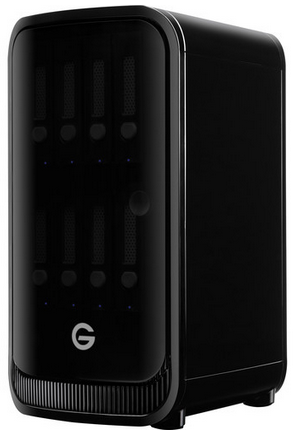 G-Technology 6TB G-RAID Studio Thunderbolt 2 External Storage System (Windows), Empress #GT GRT2-6000, Mfr. #0G04418 (Discontinued)