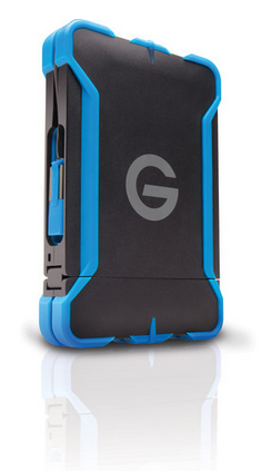 G-Technology ev USB 3.0 Rugged All-Terrain Case  #0G04294