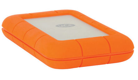 LaCie 250GB Rugged SSD Thunderbolt External Hard Drive Empress #LACIE9000490 , Mfr. #LAC9000490, (Discontinued)
