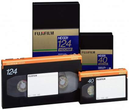 Fuji HDCAM  - Various Lengths
