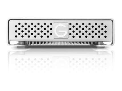 G-DRIVE MINI 500 GB Hard Drive-External Firewire 400-800-USB 3.0-2.0-7200 RPM Drive-Empress #GT GD3M-500, Mfr #0G02568 (Discontinued)