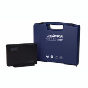 AVASTOR HDX 1500 1TB Portable Hard Drive, 3.5 SATA III HDD 7200 RPM Up to 64 MB Cache , eSATA 3.0 & USB3.0 / 2.0, FW800 /400, EMPRESS #AVHDX 1500-1000, MFR #HDX15001000