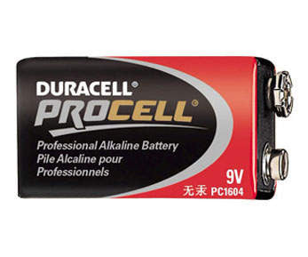 Duracell 9V Procell-PC1604