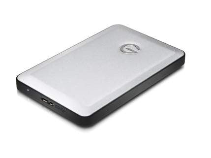 G-DRIVE Mobile USB  500 GB Hard Drive External USB 3.0-2.0-5400 RPM Drive-Empress #GT GMO3-500, Mfr. #0G02420 (Discontinued)