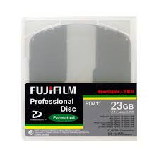 Fuji XDCAM 23GB, Single Layered Disc - PD711-23GB