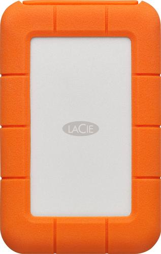 LaCie 2TB Rugged Thunderbolt / USB-C Mobile HDD, Mfr# STFS2000400