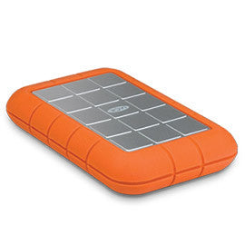 LaCie 2TB Rugged Triple Interface USB 3.0 Portable Hard Drive, EMPRESS #LACIE9000448, MFR# LAC9000448